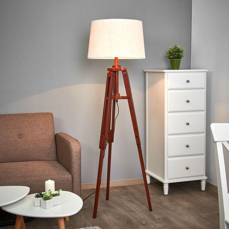 Die besten 25+ Lampen aus holz Ideen auf Pinterest Wwwlampen - wohnzimmer led lampen
