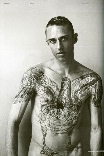 Cool And Awesome Chest Tattoos designs and pictures For Men | How to Tattoo?