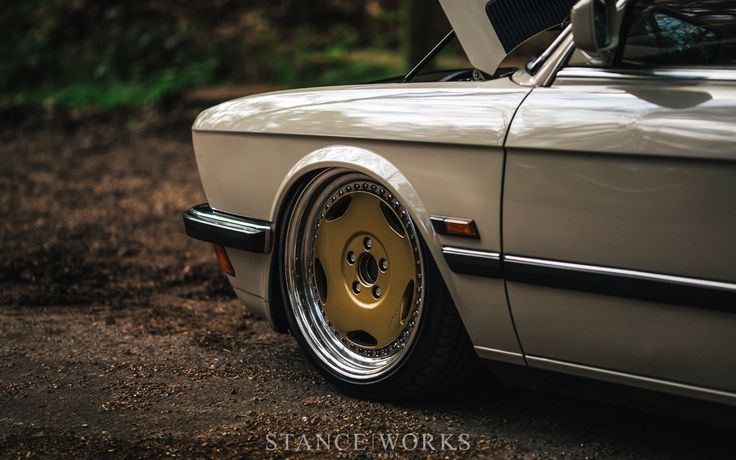 From R8 to E28 - Jack Williams's Bagged & Swapped 1986 BMW 520i