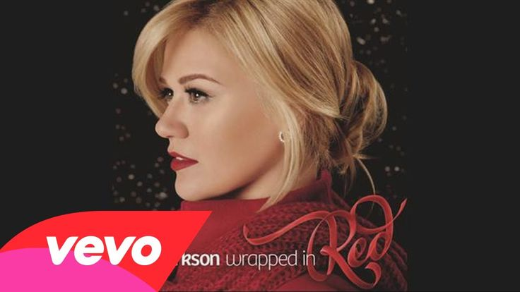 Kelly Clarkson - Underneath the Tree (Audio) Definitely my fave Christmas song this year!!L ...