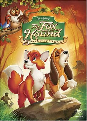 Kids Stuff: THE FOX AND THE HOUND I, II (Η ΑΛΕΠΟΥ ΚΑΙ ΤΟ ΚΥΝΗΓΟΣΚΥΛΟ I, II)