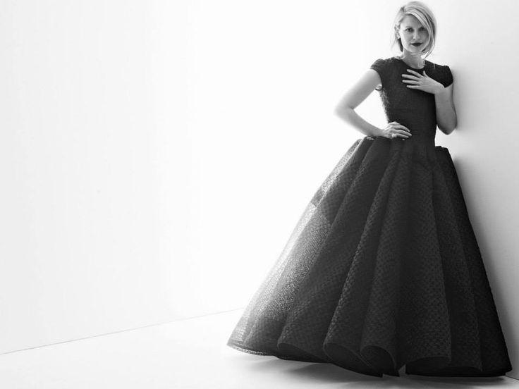 Claire Danes for Harper's Bazaar UK