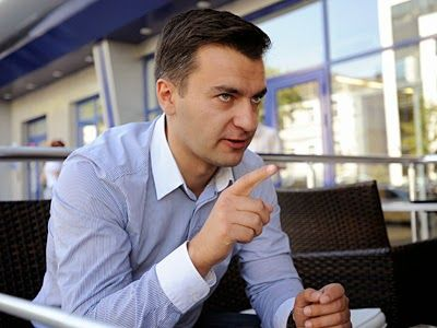 Нотатник: Дмитрий Гнап: «Я считаю, что Шустер – это человек,...