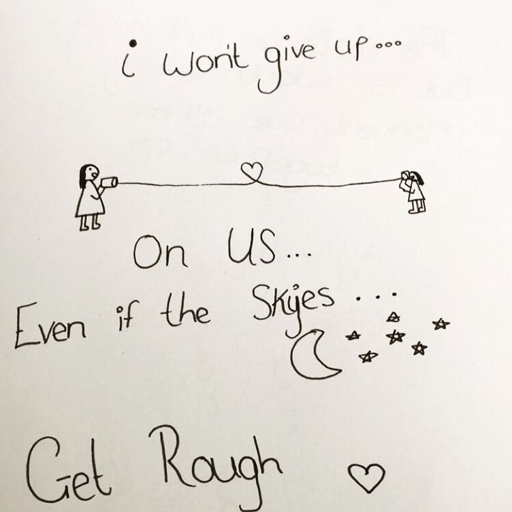 Made this cute little quote from the lyrics of the song 'I won't give up' by Jason mraz