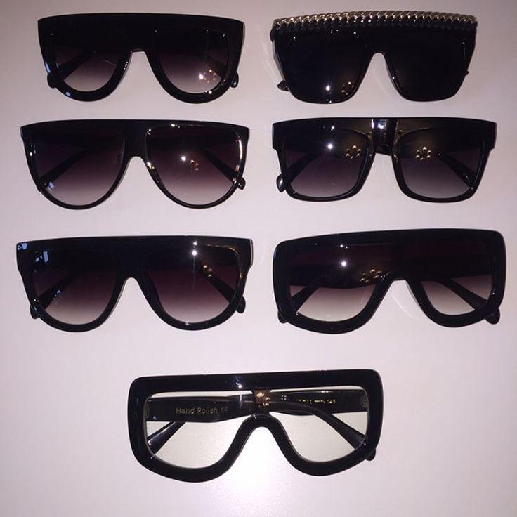 🖤 Black, black & black 🖤 А вы уже нашли идеальные чёрные очки ? На фото представлена наша коллекция моделей в чёрном. Все в наличии ❕💣❕ 🕊Доставка по всему миру. По СПб с примеркой 🖋What's App/Viber +7(911)742-44-25 💻Сайт : geefam.ru  #geefamshop #очки #очкимск #очкиспб #очки2017 #черныеочки #очкипитер #очкимосква #очкивналичии