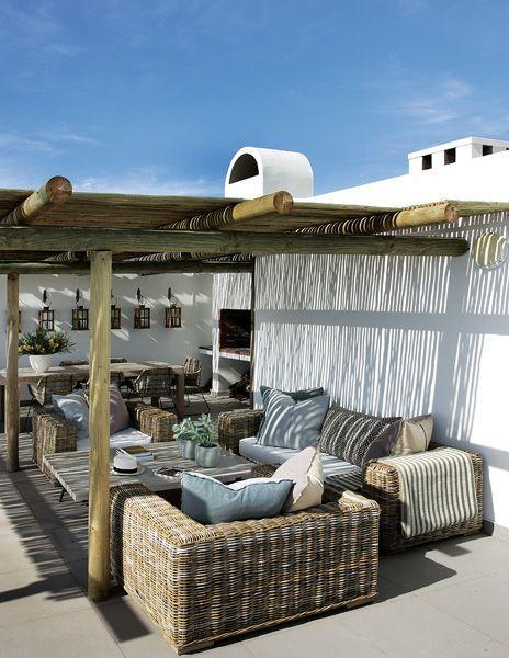 Num estilo costeiro tranquilo e refinado, esta casa, na costa oeste de Langebaan, foi projetada pelo designer de interiores Sumari Krige,...