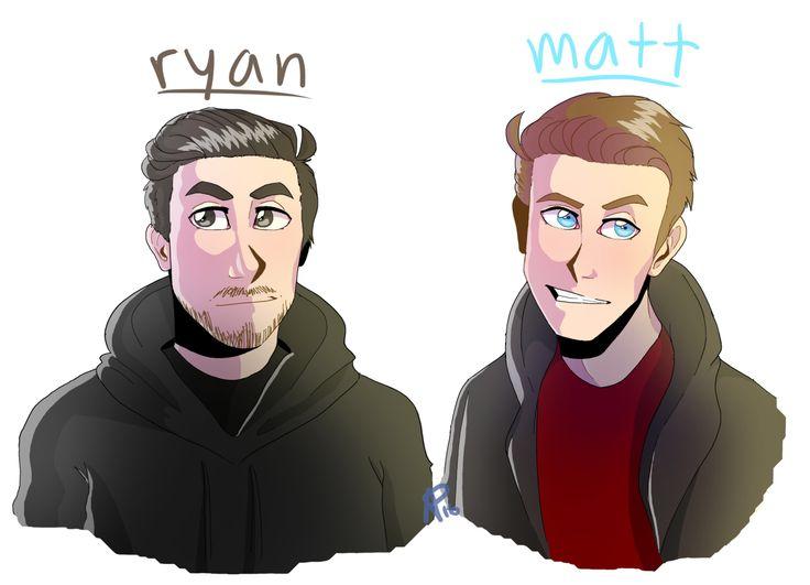 Hello ;0 #supermega #MattWatson #RyanMagee