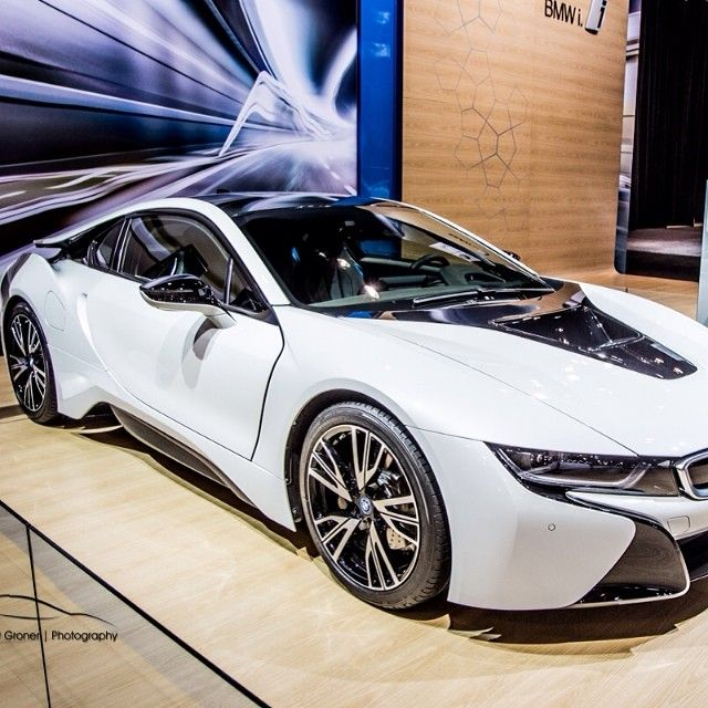 2015 BMW i8, 2014 BMW i8, #BMW #AutoShow #Door 2015 BMW 4 Series, #BMWI3 Gull-wing door - Follow #extremegentleman for more pics like this!