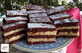 Kókuszos krémes, minden alkalomra jó választás, ez a süti maga az édes mámor! - Egyszerű Gyors Receptek
