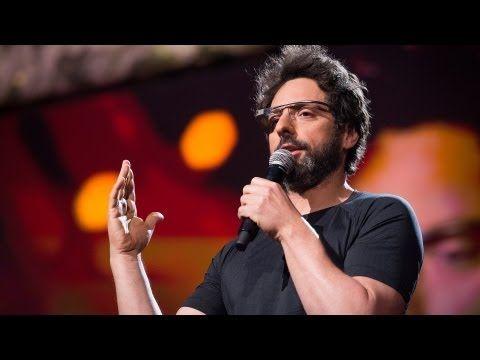 Sergey Brin: Why Google Glass? - YouTube