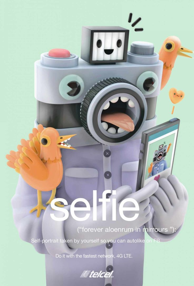 """Telcel Ad """"Selfie"""" by Grand Chamaco."""