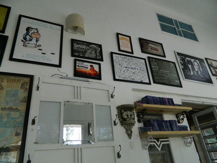 Indoor View of Y-Cafe Dehradun https://www.facebook.com/YcafeIndia