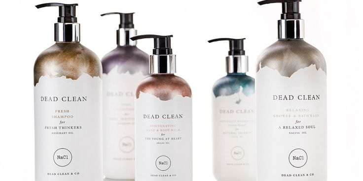 Often the Simplest Design Approach is the Best. http://www.thedieline.com/blog/2015/5/7/dead-clean