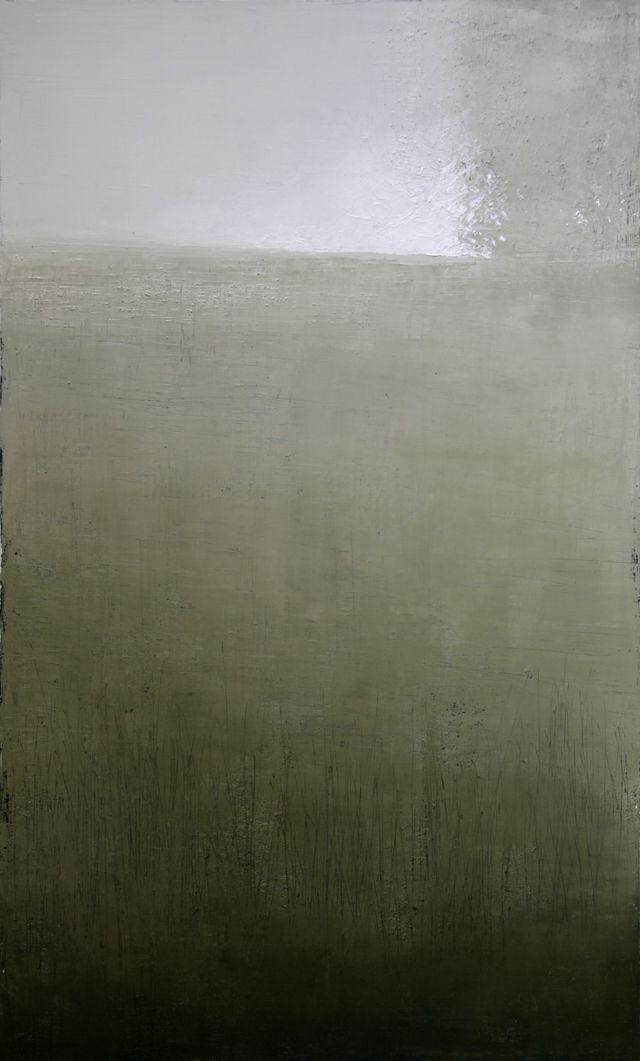 Artiste: Benoît TRIMBORN Titre: Brouillard au matin Technique: Huile sur toile Dimensions en mm: 1460 x 895 Date: 2009 Référence: 1147/P - DPG/A19