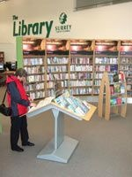 Anyone who lives, works or studies in Surrey, can join a library.  #Epsom #Farnham