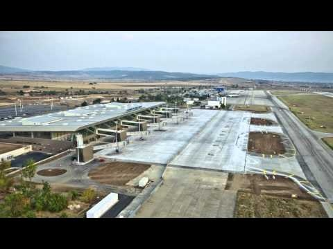 New Skopje Alexander the Great Airport
