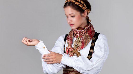 Almankås Beltestakk skjorte