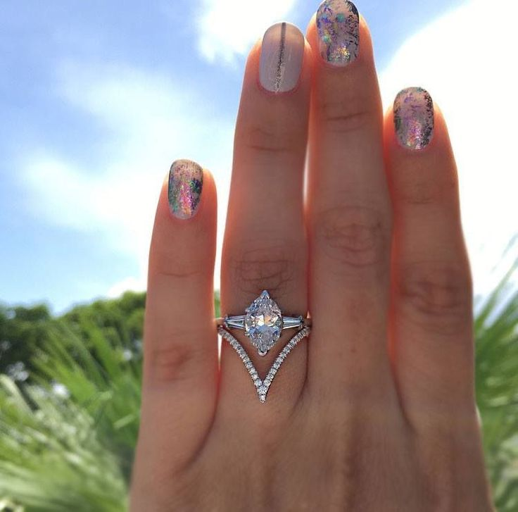 Unique engagement rings you gotta see