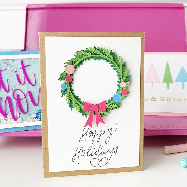 Download Best FREE Christmas SVG Files - Pineapple Paper Co. | Diy ...