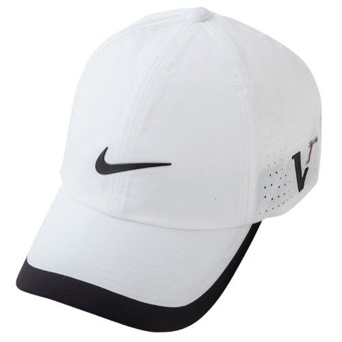 Nike Vr S Tour Perforated Knit Cap White Black One Size
