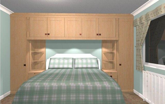 good idea for small bedroom