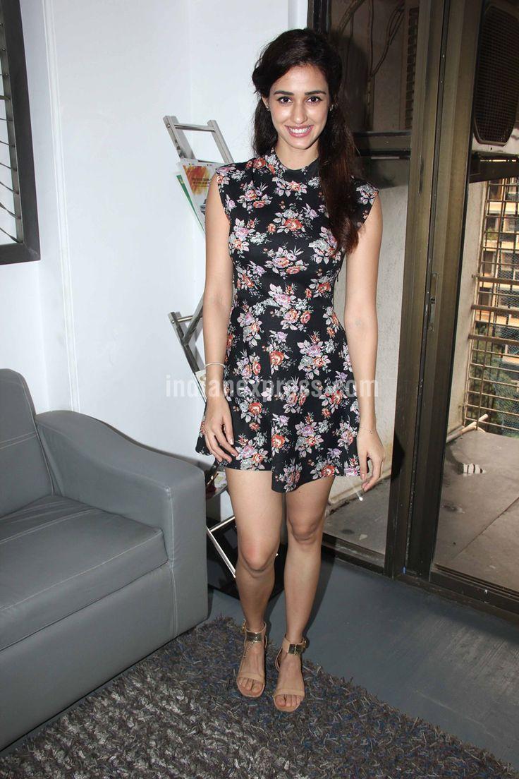 Disha Patani promoting MS Dhoni: The Untold Story. #Bollywood #Fashion #Style #Beauty #Hot #Sexy