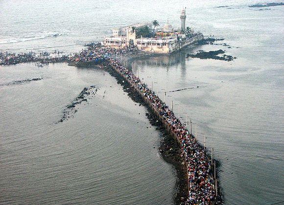 Haji Ali Dargah, India.