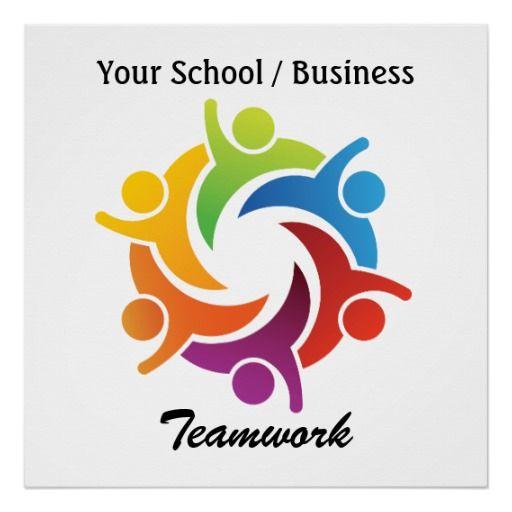 Teamwork Poster - SRF