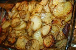 Terveellisesti valmistettua lohta ja valkosipuliperunat aivan uudella tavalla!
