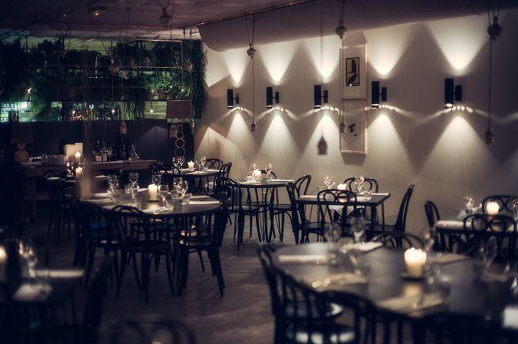 Bo Cinq - Frans Arabisch Restaurant Amsterdam French Arabic dining experience