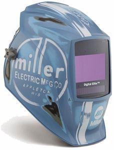 Miller Welding Helmet - Vintage Roadster Digital Elite Lens 259485