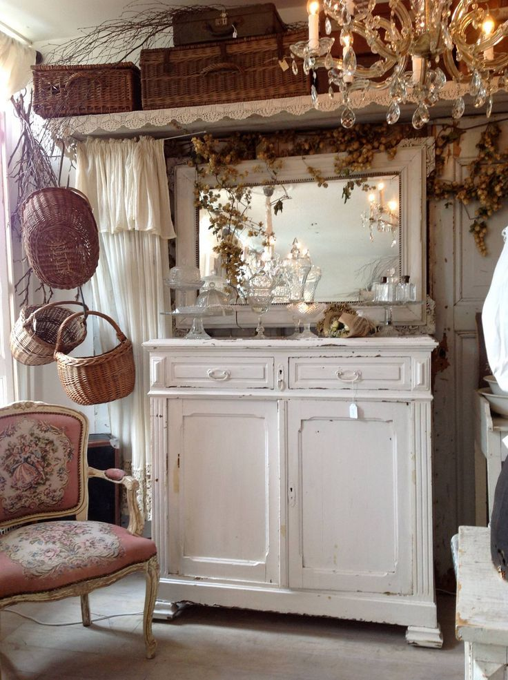Shabby Chic Bedrooms Vintage Romantic