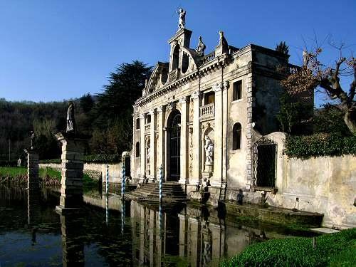 Valsanzibio - Galzignano Terme - villa Barbarigo Ardemanni