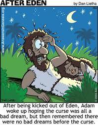 "Adam's bad dream... - ""After Eden"" by Dan Lietha"