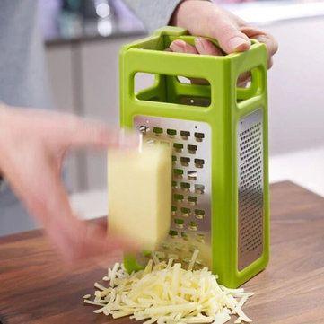 #Banggood 4 в 1 кухня Терка Складная Складки плоский Терка Easy хранения Кухня Кухня Инструмент (1088620) #SuperDeals