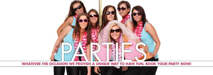 Bachelorette/Stagette Parties and Girls' night out!