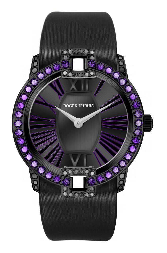 Roger Dubuis Velvet Saphirs et Spinels - Ladies Watch