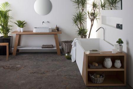 Omvivo Latis - Beautiful bathroom wares.