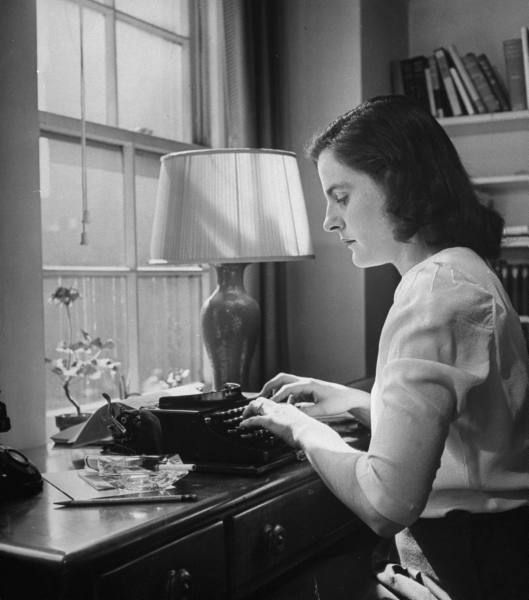 The Passion of Former Days: A Writer Writes    1944 Mary McCarthy