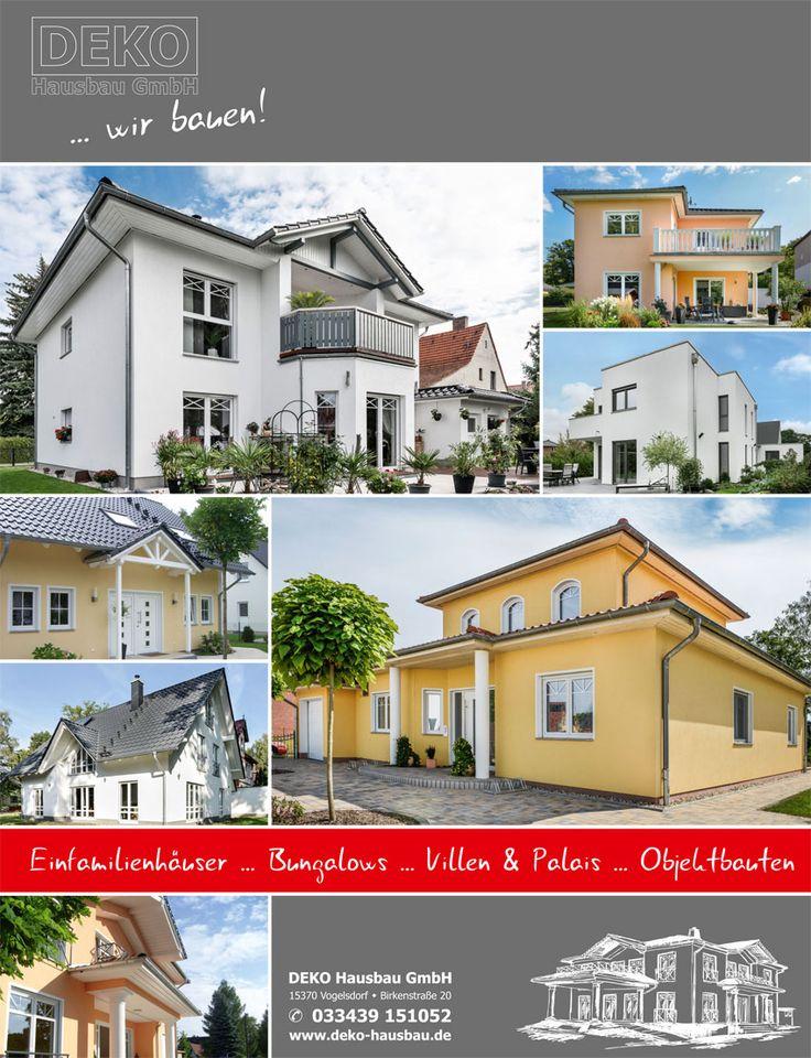 Deko Hausbau deko hausbau wir bauen http exklusiv immobilien berlin de