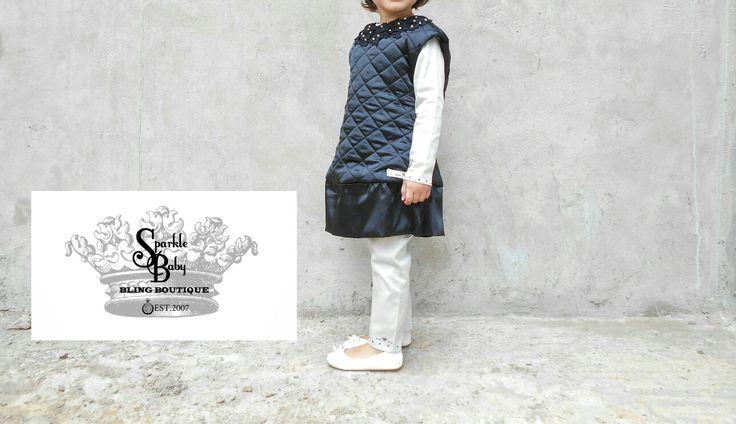 'Elegant Tailored Junior Padded Lace Dress'