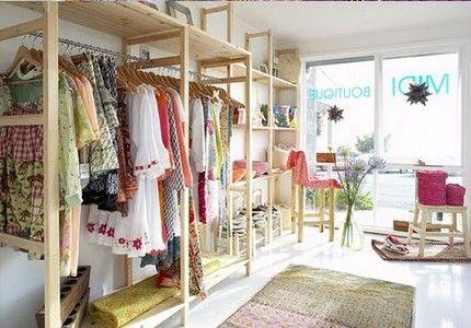 Del carmen by sarruc como montar uma loja de roupa feminina decora o de lojas de roupa - Tiendas de decoracion infantil ...