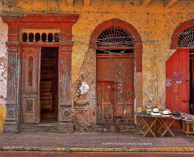 Hotel Herrera is a historic boutique hotel in Casco Viejo, Panama.