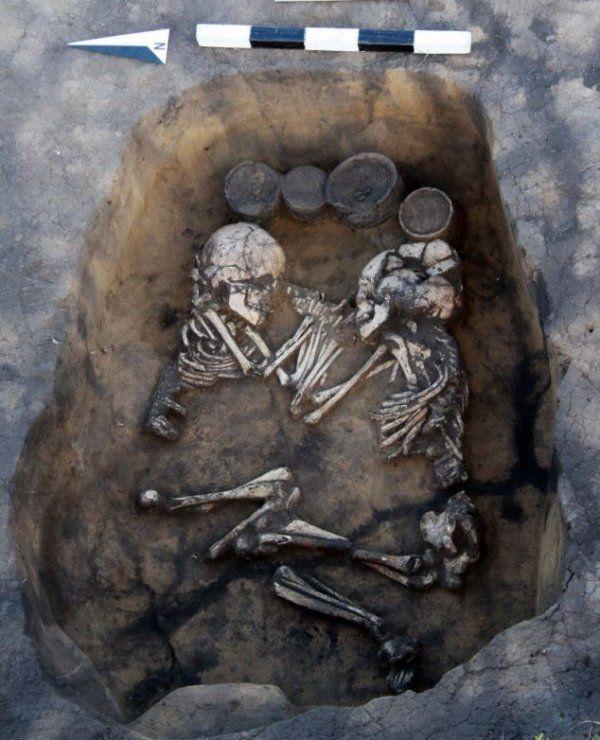 Белые страницы истории Сибири (часть-11). Археология и артефакты.