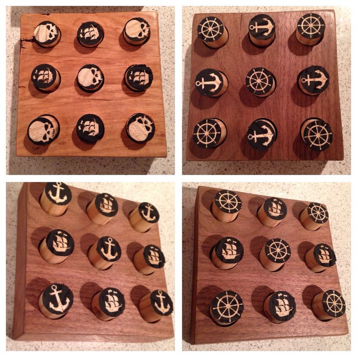 Finally finished our take on noughts and crosses have limited stock ready to go