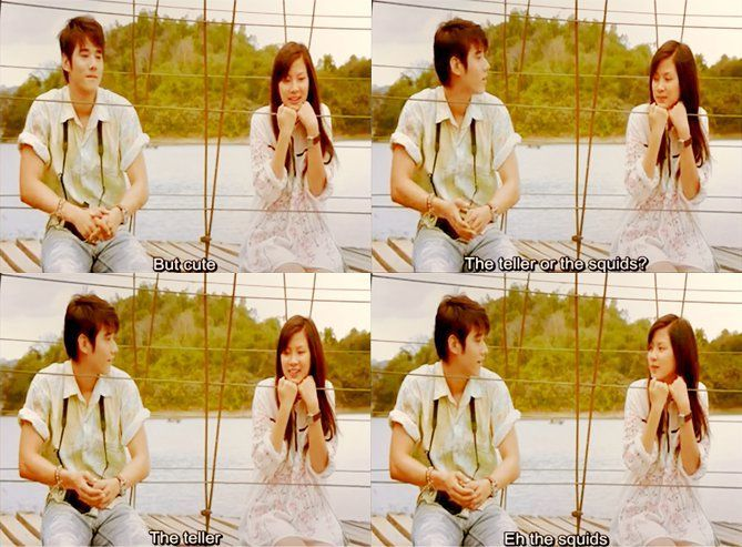 A Little Thing Called Love Thai movie... such a cute movie!