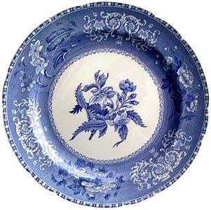 Spode camilla blue plate