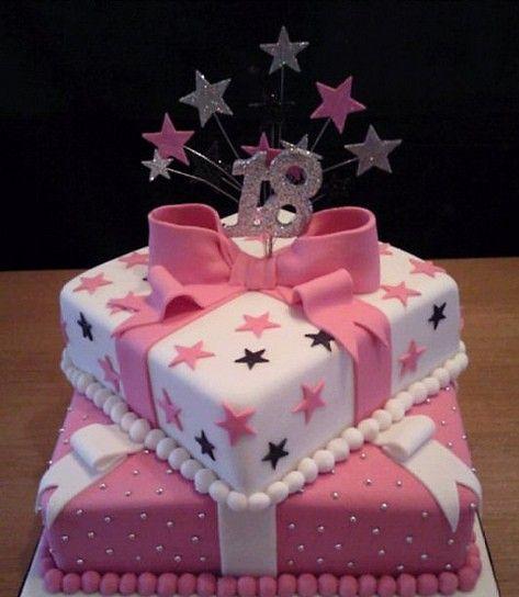 18th Birthday Cake - Google Search