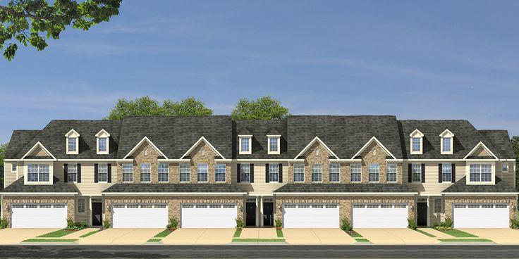 Richmond homes eclipse model