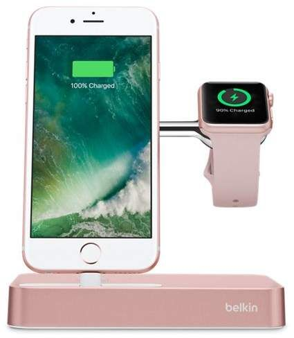 Belkin Charge Dock Iphone And Iwatch